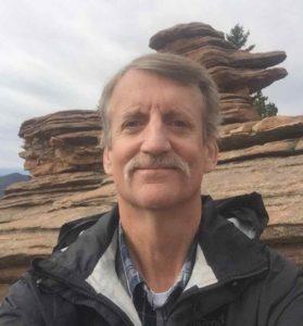 Jim Maytag Selfi